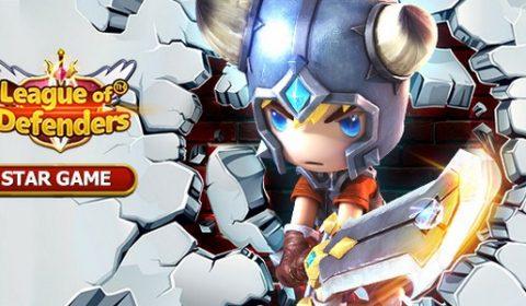 พาชมเกมมือถือ MMORPG สุดแบ๊ว League of Defenders เวอร์ชั่นภาษาไทย