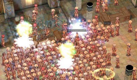 อย่างเยอะ!!! เหล่าผู้เล่นยกพลถล่มเซิร์ฟ Ragnarok Online ช่วง CBT