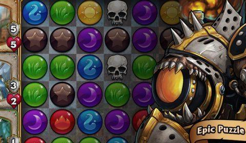 กลับมาอีกครั้งยิ่งใหญ่กว่าเดิม Gems of War เกม Puzzle ที่ไม่ได้มีดีแค่ Puzzle!