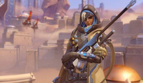 แนะนำ Ana ตัวละครใหม่ใน Overwatch มาพร้อมความสามารถแบบผสม! (ชมคลิป Gameplay)