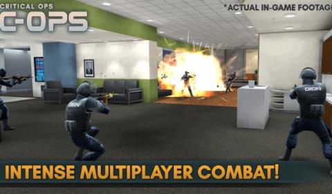 Critical Ops เกมแนวยิง Counter Strike บน mobile เปิดตัวบน App Store แล้ว 130 ประเทศทั่วโลก
