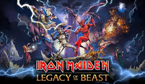 เกม RPG ฟรี! Iron Maiden Legacy of the Beast เปิดตัวพร้อมกันบน iOS และ Android