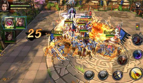 Snail Games จัดหนักสมรภูมิใหม่แห่ง 3ก๊ก Kingdom Warriors เปิดให้บริการทั่วโลกแล้ววันนี้