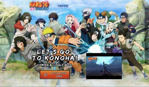 มาช้าไปนิด Naruto Online เซิฟเวอร์อเมริกาเตรียมเปิดให้ทดสอบ 20 ก.ค. สาวกนารุโตะห้ามพลาด