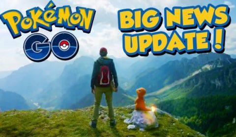 ข้อมูลอัพเดท Pokemon GO ปี 2017 ตอน ไข่บนยิม และการต่อสู้แบบ Raid Boss
