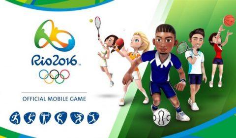 เปิดตัวเกมมือถือ Rio 2016 Olympic Games จำลองการแข่งขันโอลิมปิก 6 ประเภท ฟรี!