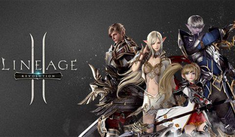Lineage 2 Revolution เผยโฉมหน้าสร้างตัวละคร พร้อมระบบ Siege Battle