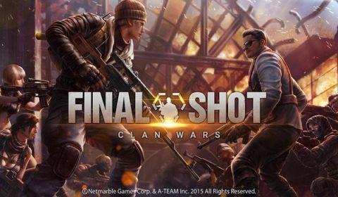 เปิดแล้ว Final Shot เกม FPS เรียลไทม์บนมือถือจาก Netmable ออนไลน์พร้อมกันทั่วโลก