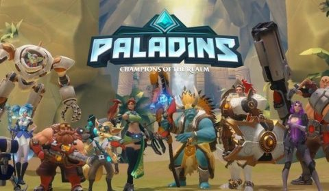 Paladins เกม MOBA แนวใหม่เตรียมเปิดทดสอบในจีนโดย Tencent