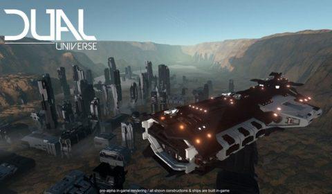 เตรียมตะลุยอวกาศ ใน Dual Universe เกมแนว Sandbox MMORPG จากค่าย Novaquark