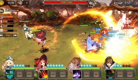 King's Raid เกมส์มือถือใหม่จาก Duriansea พร้อมให้คุณสนุกแล้ววันนี้ทั้ง iOS และ Android