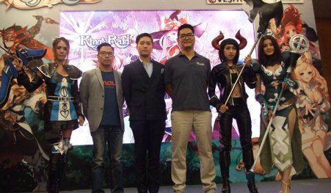 ค่ายเกมส์น้องใหม่ Durian SEA เปิดตัวเกมส์มือถือใหม่ King Raid ให้ชาวไทยสัมผัสที่แรก