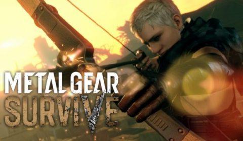 Konami เปิดตัว Metal Gear Survive ล่าท้าซอมบี้