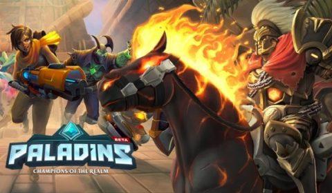 Paladins เกมยิงแนว MOBA เปิด OBT แล้ววันนี้บน Steam