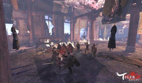 Oasis Games ร่วมกับ NetDragon ประกาศสร้าง Tiger Knight: Empire War เกมวางแผน MMO ยุคก่อนคริสต์ศักราช
