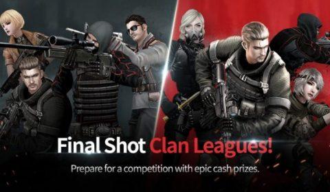 Final Shot เกมยิง 5-5 บนมือถือแบบ real-time จาก Netmarble เปิดตัวแล้วทั้ง iOS และ Android ดาวน์โหลดฟรี!