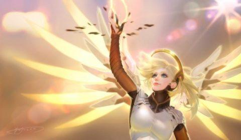 เกมเมอร์ส่งคำขออนุญาตแต่งงานกับ Mercy ตัวละครใน Overwatch แต่ทีมงานตอบกลับมาแบบนี้