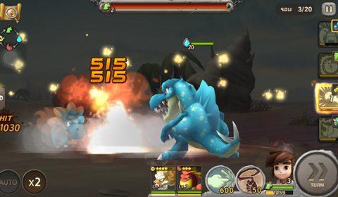 เปิดโลกไดโนเสาร์ Stone Age Begins พร้อมให้บริการในประเทศไทยแล้ววันนี้้ทั้ง iOS และ Android