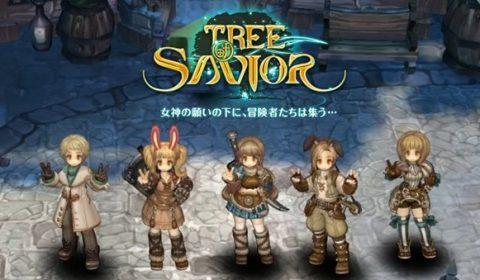 เรื่องจริงใช่มั๊ย Tree of Savior Mobile ได้ Nexon เป็นผู้ให้บริการทั่วโลก