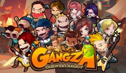 Gangza เกม Tower Defence สุดมันส์สัญชาติไทยแท้จาก Thaiplay