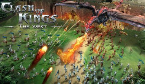 Clash of Kings: The West เกมวางแผน real-time จาก Elex Tech ดาวน์โหลดได้แล้วทั้ง Android และ iOS