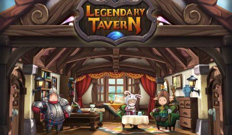 Legendary Tavern แนวใหม่ทั้งสะสมฮีโร่+สร้างโรงแรม
