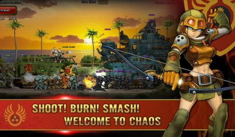 เปิดสงครามจักรกล Chaos Centurions เกมมือถือวางแผนแบบ Real-Time ในมุมมองด้านข้าง