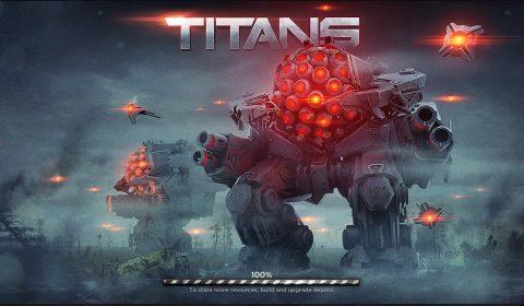 ศึกมหาสงครามหุ่นยักษ์ล้างปฐพี Titans!