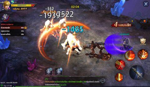 Heroes of Dawn เกมส์มือถือใหม่สุดมันส์แนว ARPG 3D พร้อมเปิด CBT แล้ววันนี้บนระบบ Android