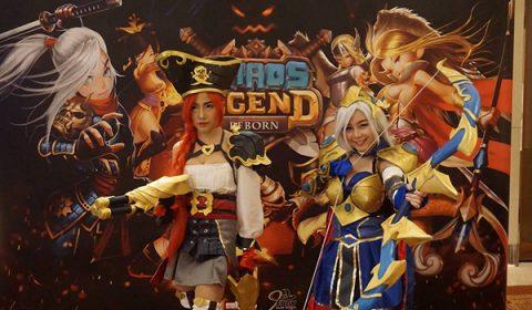 Chaos Legend Reborn เกมส์มือถือใหม่จาก Cubinet แถลงข่าวเปิดตัว พร้อมเปิดให้เล่นแล้ววันนี้