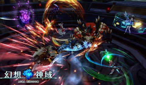 พาส่อง Aura Kingdom Mobile เกมส์มือถือที่สามารถถอดแบบเวอร์ชั่น PC มาได้เต็ม 100%