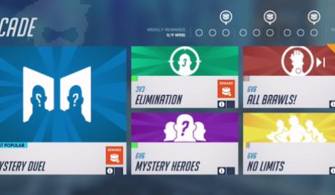 มาทำความรู้จัก Arcade Mode โหมดใหม่ในเกมยิง Overwatch