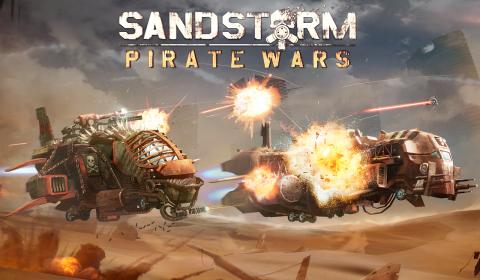 [Review] สงครามแห่งกลียุค SandStorm: Pirate Wars เกมดีจาก Facebook Gameroom