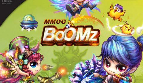 MMOG BOOMZ เกมในตำนานที่หลายคนคลั่งไคล้ พบกันในงาน Thailand Game Show 2016