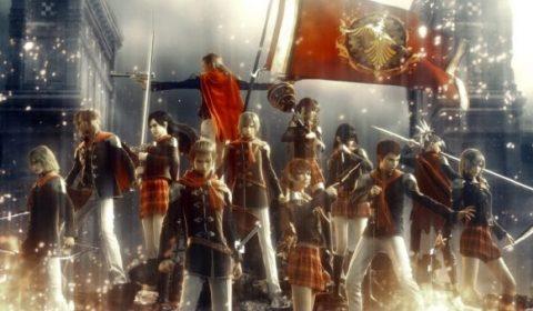 แอบส่องเกมมือถือ Final Fantasy Awakening เปิดโลกแฟนตาซีสุดเจ๋ง