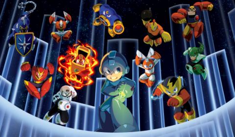 Capcom ประกาศเปิดตัว Mega Man Mobile บนมือถือ 6 เวอร์ชั่น ในเดือนมกราคม 2017