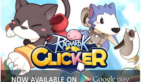 Ragnarok Clicker รัวนิ้วสุดมันส์บนมือถือได้แล้ววันนี้!