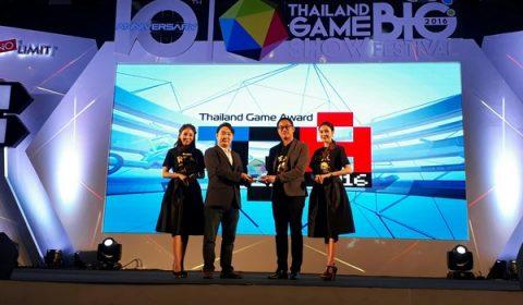 TGS 2016 จัดใหญ่ครบรอบ 10 ปี เกมเซเว่นไนท์ คว้ารางวัล Mobile Game of The Year!