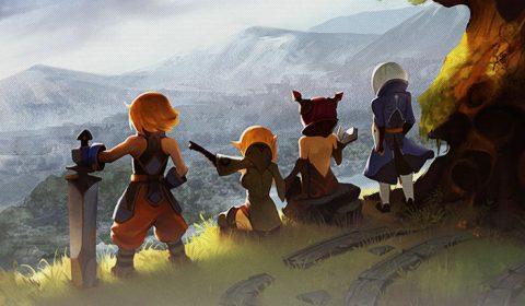 ข้อมูลตัวละครทั้ง 4 Class ใน Dragon Nest Mobile