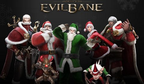 EvilBane: จักรพรรดิเหล็กกล้า ปล่อยแพทช์ใหญ่ส่งท้ายปี อัพเดทเนื้อหาใหม่ พร้อมกิจกรรมเพียบ