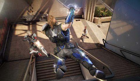 ชมตัวอย่างใหม่จาก LawBreakers เกมส์ออนไลน์แนว Team-based FPS ของสายดุ