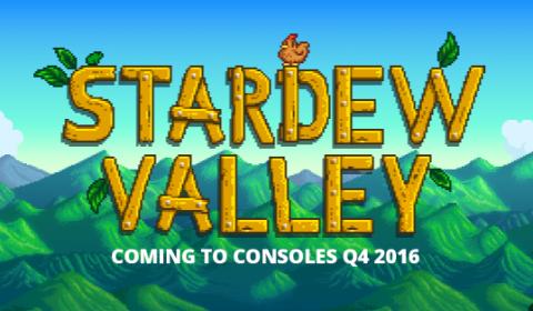 Stardew Valley ประกาศวันเปิดตัวเวอร์ชั่น Console เผยอยากพัฒนาบน Nintendo Switch