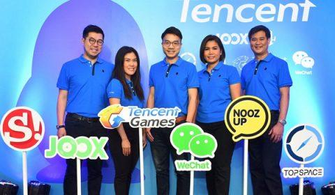 ตลาดเกมส์มือถือไทยเตรียมระอุ Tencent Games ยักษ์ใหญ่แดนมังกรเตรียมเปิดออฟฟิศในไทย ใช้เป็นฐานรุก SEA
