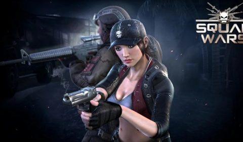 (รีวิวเกมมือถือ) Squad Wars : ตะลุยกับเกม FPS สุดมันส์