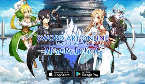 Sword Art Online: memory defrag เปิดให้บริการทั่วโลกทั้ง iOS และ Android แล้ววันนี้