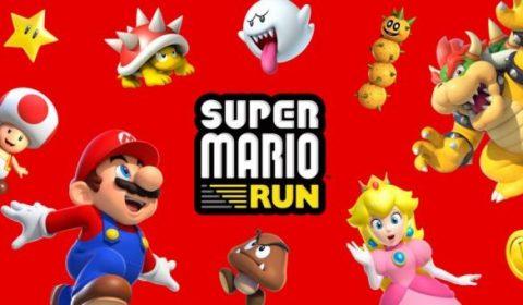 Super Mario Run เตรียมเปิดตัวอย่างเป็นทางการบน Android ในเดือนมีนาคม 2017