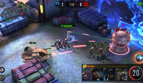 เปิดให้บริการแล้ว Star Wars:Force Arena เกมส์มือถือใหม่เอาใจสาวก Star Wars สนุกได้ทั้ง Android และ iOS แล้ววันนี้