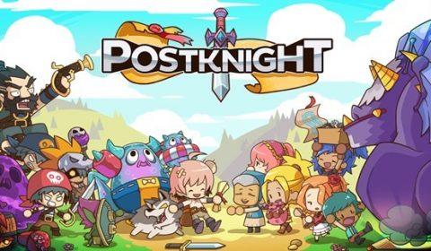 พาส่อง Postknight เกมมือถือผจญภัย RPG สุดน่ารัก ที่เปิดต้อนรับวาเลนไทน์