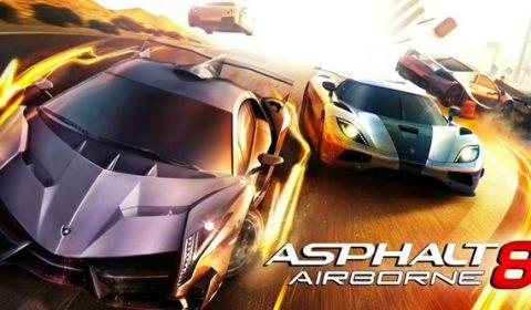 (รีวิวเกมมือถือ) Asphalt 8 Airborne : ต้องการหาเกมแข่งรถโดนๆ ? จัดเกมนี้เลยเซ่!!