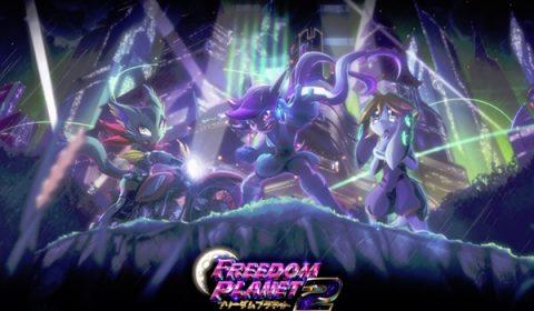 (แนะนำเกม PC) Freedom Planet 2 : ก๊วนสาวพิทักษ์โลก DEMO ออกแล้ว!